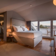 Отель Villa Cascais Португалия, Кашкайш - отзывы, цены и фото номеров - забронировать отель Villa Cascais онлайн комната для гостей фото 3