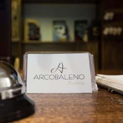 Отель Affittacamere Arcobaleno гостиничный бар