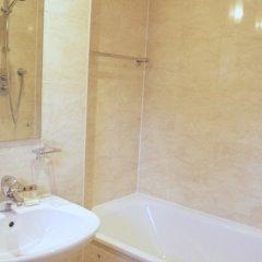 Отель Dreamhouse Holyrood Apartments Великобритания, Эдинбург - отзывы, цены и фото номеров - забронировать отель Dreamhouse Holyrood Apartments онлайн ванная фото 2