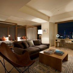 Отель The Royal Park Hotel Iconic Tokyo Shiodome Япония, Токио - отзывы, цены и фото номеров - забронировать отель The Royal Park Hotel Iconic Tokyo Shiodome онлайн комната для гостей фото 5
