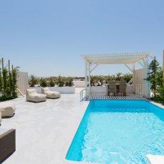 Отель Naxian Utopia Luxury Villas & Suites бассейн фото 3