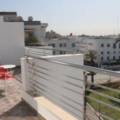 Отель Hôtel Le Musée балкон фото 2