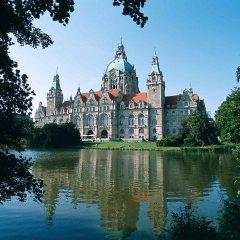 Отель Novotel Suites Hannover фото 2