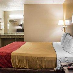 Отель Econo Lodge Columbus комната для гостей фото 3