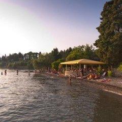 Отель Zeljko Vuksanovic Черногория, Тиват - отзывы, цены и фото номеров - забронировать отель Zeljko Vuksanovic онлайн пляж фото 2