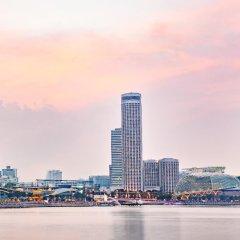 Отель Fairmont Singapore Сингапур городской автобус