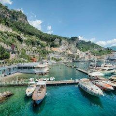 Отель NH Collection Grand Hotel Convento di Amalfi Италия, Амальфи - отзывы, цены и фото номеров - забронировать отель NH Collection Grand Hotel Convento di Amalfi онлайн приотельная территория
