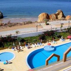 Отель Luar Португалия, Портимао - отзывы, цены и фото номеров - забронировать отель Luar онлайн пляж фото 2