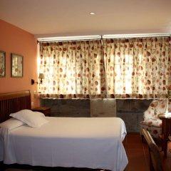 Hotel de Naturaleza La Pesqueria del Tambre комната для гостей фото 2