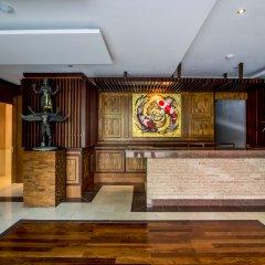 Отель Q Conzept Condominium интерьер отеля