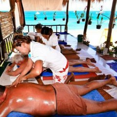 Отель Lanta Palace Resort And Beach Club Таиланд, Ланта - 1 отзыв об отеле, цены и фото номеров - забронировать отель Lanta Palace Resort And Beach Club онлайн гостиничный бар
