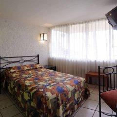 Hotel Arboledas Expo комната для гостей