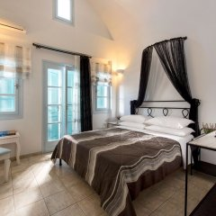 Отель Sea Side Beach Hotel Греция, Остров Санторини - отзывы, цены и фото номеров - забронировать отель Sea Side Beach Hotel онлайн комната для гостей фото 3