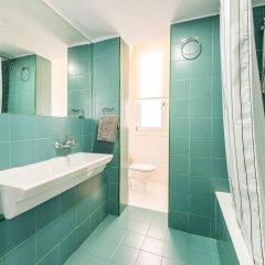 Отель Barbieri International Мадрид ванная