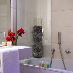 Отель Beau Rivage Франция, Ницца - отзывы, цены и фото номеров - забронировать отель Beau Rivage онлайн ванная