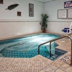 CopperLeaf Boutique Hotel & Spa бассейн