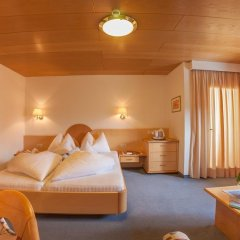 Отель Wellnesshotel Glanzhof Марленго комната для гостей