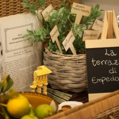 Отель La Terrazza di Empedocle Агридженто спа