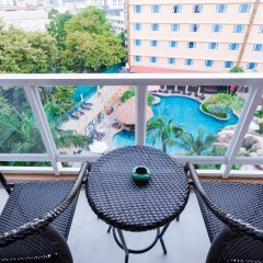 Nova Platinum Hotel балкон