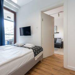 Отель YourSecondFlat Siedmiogrodzka комната для гостей