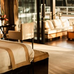 Отель Nikki Beach Resort 5* Люкс с различными типами кроватей фото 19