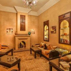 Отель Riad & Spa Bahia Salam Марокко, Марракеш - отзывы, цены и фото номеров - забронировать отель Riad & Spa Bahia Salam онлайн интерьер отеля