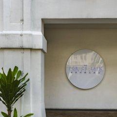 Отель PORCELAIN Сингапур интерьер отеля фото 2