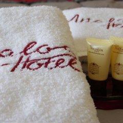 Attalos Hotel ванная фото 2