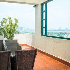 Sheraton Hanoi Hotel балкон