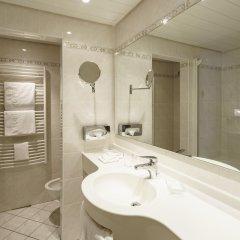 Отель Europa -St. Moritz Швейцария, Санкт-Мориц - отзывы, цены и фото номеров - забронировать отель Europa -St. Moritz онлайн ванная
