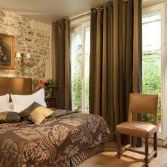 Отель Kleber Champs-Élysées Tour-Eiffel Paris комната для гостей