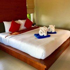 Отель Kantiang View Resort Ланта комната для гостей
