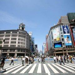 Отель Gracery Ginza Япония, Токио - отзывы, цены и фото номеров - забронировать отель Gracery Ginza онлайн спортивное сооружение