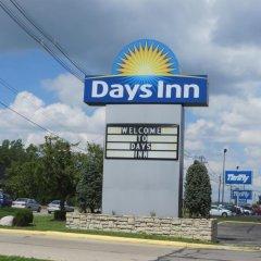 Отель Days Inn Columbus Airport США, Колумбус - отзывы, цены и фото номеров - забронировать отель Days Inn Columbus Airport онлайн парковка