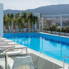 St George Lycabettus Hotel бассейн фото 2