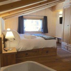 Hotel The Originals Borgo Eibn Mountain Lodge (ex Relais du Silence) Саурис комната для гостей фото 5
