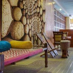 Отель Pearl Park Inn интерьер отеля