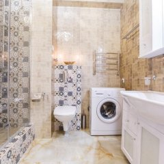 Апартаменты Morskie Apartments Сочи ванная
