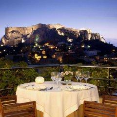 Отель Electra Palace Hotel Athens Греция, Афины - 1 отзыв об отеле, цены и фото номеров - забронировать отель Electra Palace Hotel Athens онлайн питание фото 2