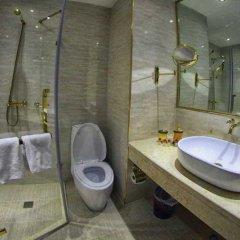 Отель Эмирхан Узбекистан, Самарканд - отзывы, цены и фото номеров - забронировать отель Эмирхан онлайн ванная фото 2