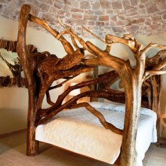 Отель Masseria Quis Ut Deus Криспьяно удобства в номере