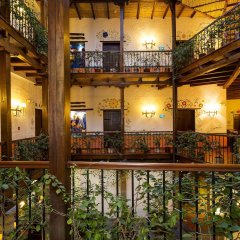 La Casona de la Ronda Hotel Boutique Patrimonial балкон