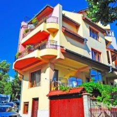 Отель Daf House Obzor Болгария, Аврен - отзывы, цены и фото номеров - забронировать отель Daf House Obzor онлайн вид на фасад