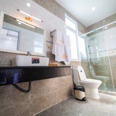 Отель King Villa Далат ванная