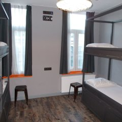 Отель Urban City Centre Hostel Бельгия, Брюссель - 2 отзыва об отеле, цены и фото номеров - забронировать отель Urban City Centre Hostel онлайн комната для гостей фото 3