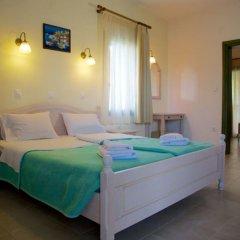 Отель Geranion Village комната для гостей фото 2