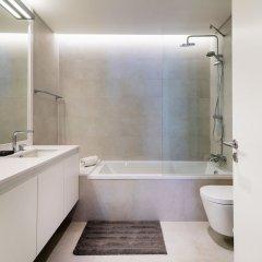 Отель Athena 3 Лиссабон ванная