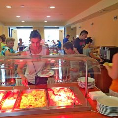 Отель Kalofer Hotel Болгария, Солнечный берег - 1 отзыв об отеле, цены и фото номеров - забронировать отель Kalofer Hotel онлайн гостиничный бар