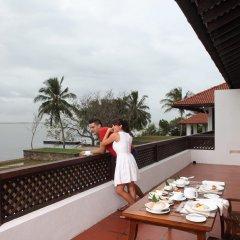 Отель Jetwing Lagoon балкон