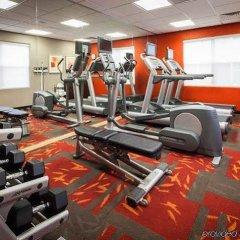 Отель Residence Inn Columbus Easton фитнесс-зал фото 2